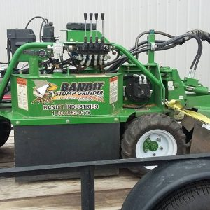 BANDIT 2250 STUMP GRINDER