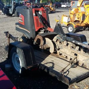 Ditch Witch & Attachments – Universal Rent It All