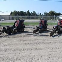 TRENCHERS 2FT & 4FT OR V PLOW