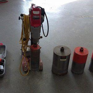 Concrete Core Drill & Bits