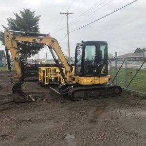 Mid Size Excavator's